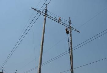 Ремонт и реконструкция линий электропередач