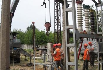 Строительство и реконструкция подстанций